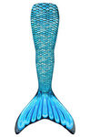 Mariana's Tidal Teal Mermaid Tail (mit Monoflosse)