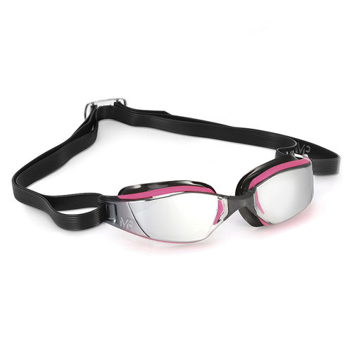 MP Michael Phelps XCEED Pink/Black Mirror Lens
