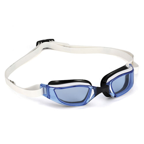 MP Michael Phelps XCEED White/Black Blue Lens