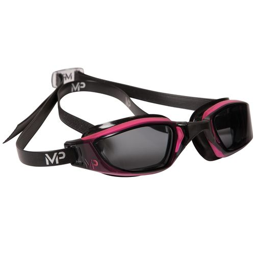 MP Michael Phelps XCEED Pink/Black Smoke Lens
