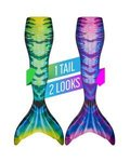 Limited Edition Hip Flip Mermaid Tail (mit Monoflosse)